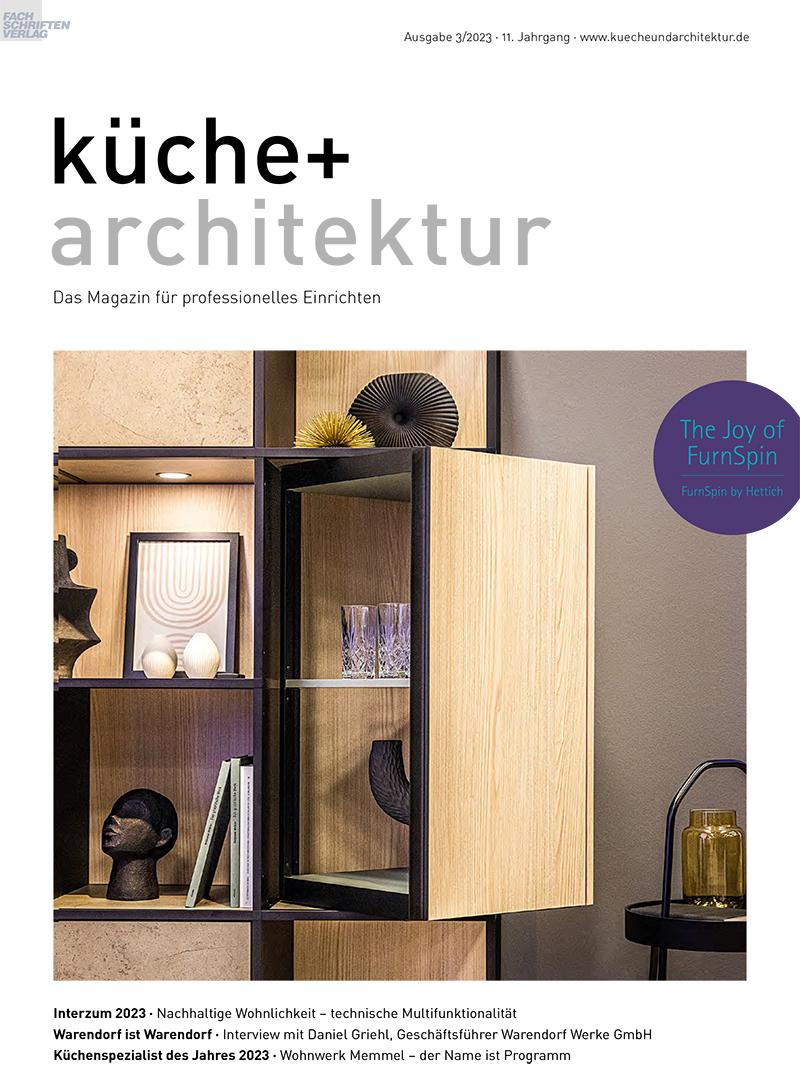 front-cover-magazin-kueche-architektur-fachschriftenverlag