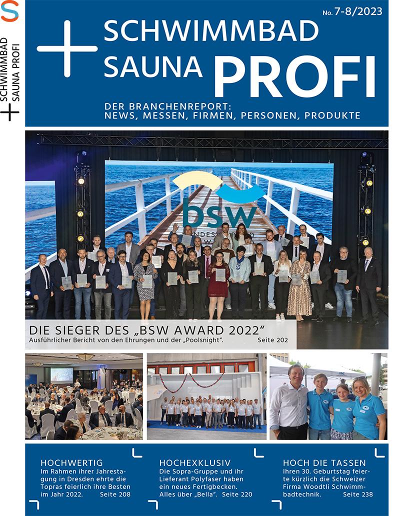 Schwimmbad+Sauna Profi
