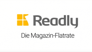 Readly - Magazin Flatrate