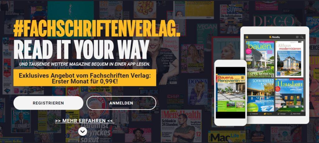 Fachschriften Verlag auf Readly