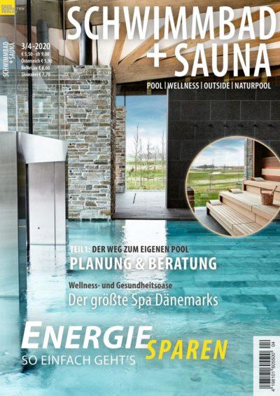 Schwimmbad + Sauna Ausgabe 3-4-2020