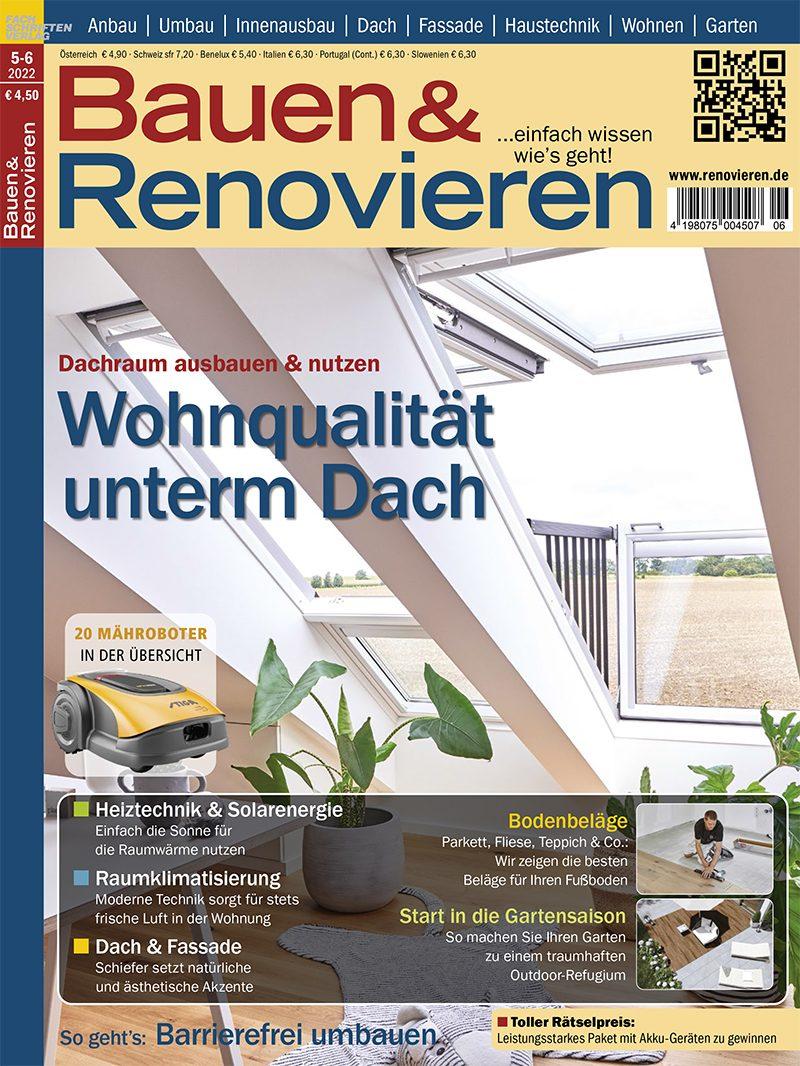 front-cover-magazin-bauen-renovieren-fachschriftenverlag