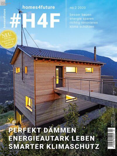Homes4Future Ausgabe 2-2020